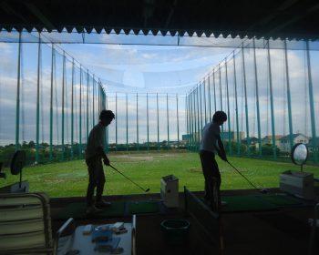 ゴルフレンジ